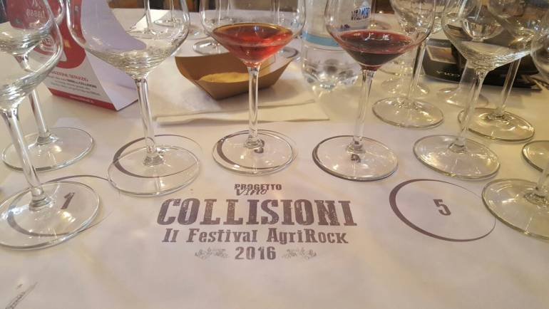 The Collisioni Festival is where autochthonous wines are presented