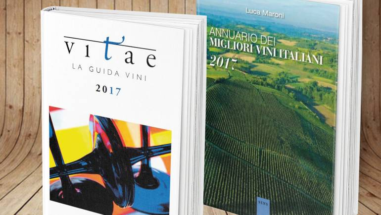 What they say about us.. The 2017 Guides that review our winery!